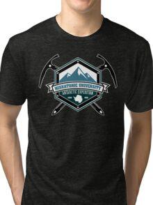 Miskatonic University Antarctic Expedition Tri-blend T-Shirt
