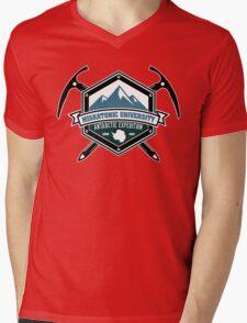 Miskatonic University Antarctic Expedition Mens V-Neck T-Shirt