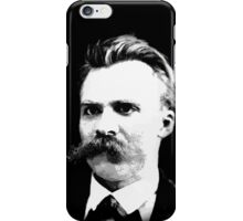 Nietzsche iPhone Case/Skin