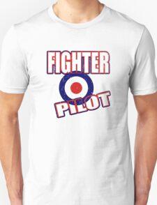 Fighter Pilot UK T-Shirt