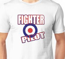 Fighter Pilot UK Unisex T-Shirt