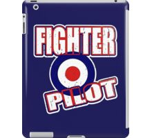 Fighter Pilot UK iPad Case/Skin