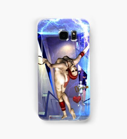 LOSS OF HUMANITY VIA CORPORATE CONTROL Samsung Galaxy Case/Skin