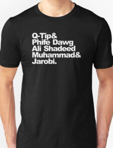 """A Tribe Called Quest"" Team T-Shirt"