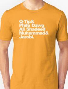 """A Tribe Called Quest"" Team T-Shirt"