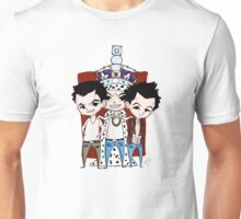 Faces of Moriarty Unisex T-Shirt