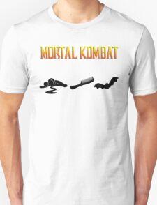 Mortal Kombat Parody T-Shirt