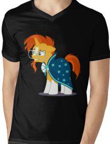 My Little Pony Sunburst Mens V-Neck T-Shirt