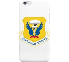 "509th Bomb Wing - ""Defensor Vindex"" iPhone Case/Skin"