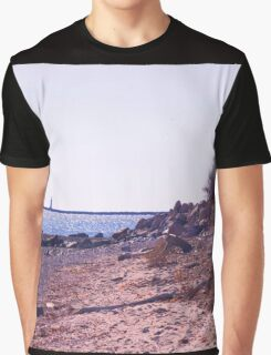 At The High Tide Line Graphic T-Shirt
