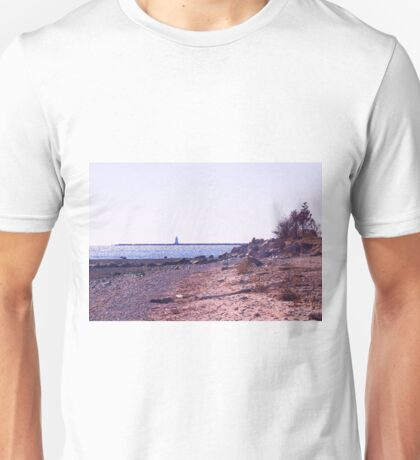 At The High Tide Line Unisex T-Shirt