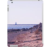 At The High Tide Line iPad Case/Skin