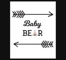 Baby Bear One Piece - Short Sleeve