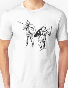 Biblical Battle Unisex T-Shirt