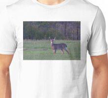 September Deer - White-tailed deer Unisex T-Shirt