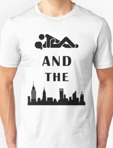 Sex and the City Parody T-Shirt