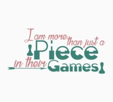 Piece In Their Games One Piece - Short Sleeve