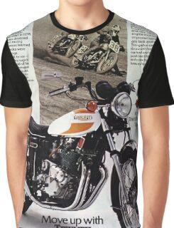 Triumph T160 Trident Graphic T-Shirt