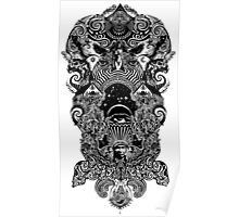 trip drawing ink Poster