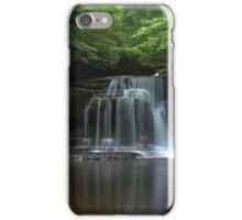 Waterfall, West Burton iPhone Case/Skin