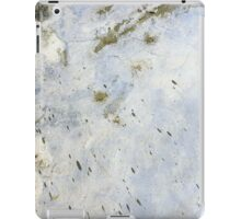 Peeling Paint Abstract Background Texture iPad Case/Skin