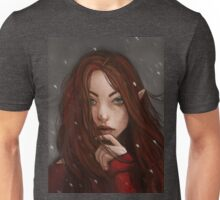 Redhead Elf  Unisex T-Shirt