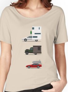 Motorhome challenge Women's Relaxed Fit T-Shirt