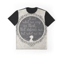 Sense and Sensibility Graphic T-Shirt