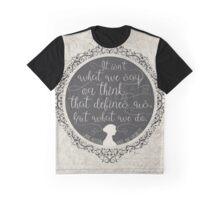 Sense and Sensibility Graphic T-Shirt