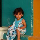la niña - the girl by Bernhard Matejka