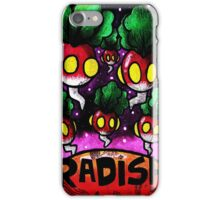 Radish Invasion  iPhone Case/Skin