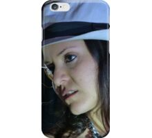 the lady - la señorita iPhone Case/Skin