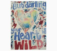Wild Heart One Piece - Short Sleeve