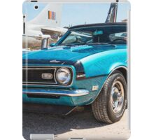 Classic Chevy Chevrolet Convertible iPad Case/Skin