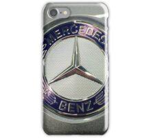 Mercedes-Benz Three Pointed Star Gray iPhone Case/Skin