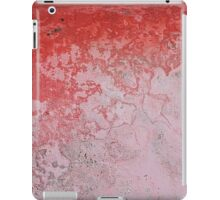 Pink Abstract Background Texture iPad Case/Skin