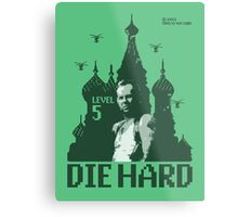 Die Hard Level 5... with Faniseto! Metal Print