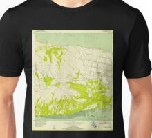 USGS TOPO Map Hawaii HI Molokai Airport 349597 1952 24000 Unisex T-Shirt