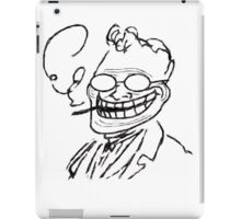 Troll Stirner iPad Case/Skin