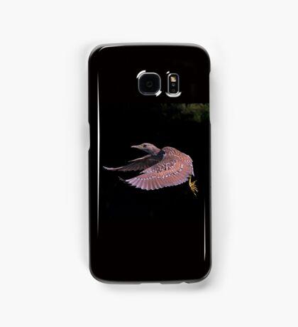 Juvenile Black-crowned Night Heron Samsung Galaxy Case/Skin