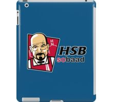 Heisenberg... so baad 2.0! iPad Case/Skin