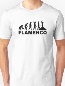 Evolution Flamenco Unisex T-Shirt