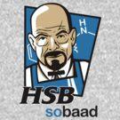Heisenberg... so baad! by loku
