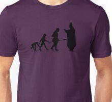 Human Evolution 5 Unisex T-Shirt