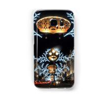 Christmas in London Samsung Galaxy Case/Skin