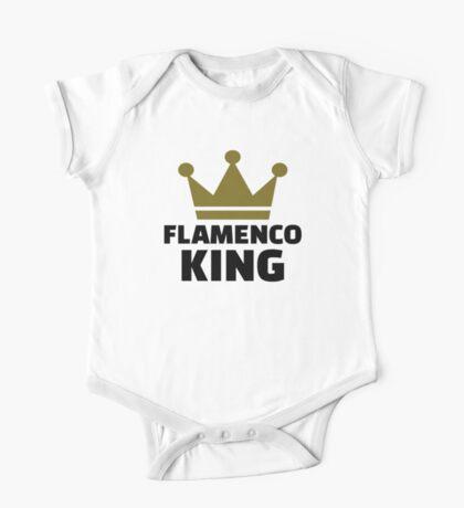 Flamenco king One Piece - Short Sleeve