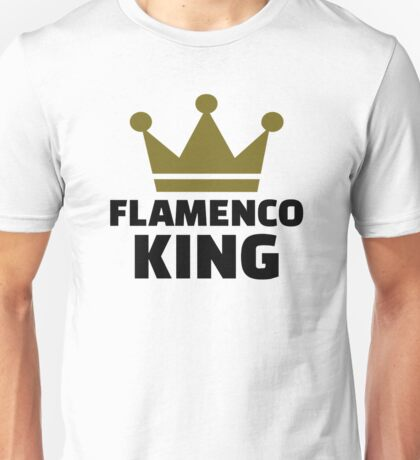 Flamenco king Unisex T-Shirt