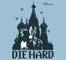 Die Hard... Level 5! One Piece - Short Sleeve