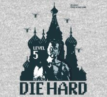 Die Hard... Level 5! One Piece - Long Sleeve