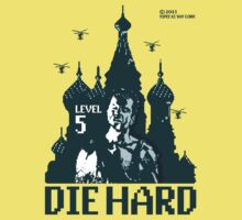 Die Hard... Level 5! Baby Tee